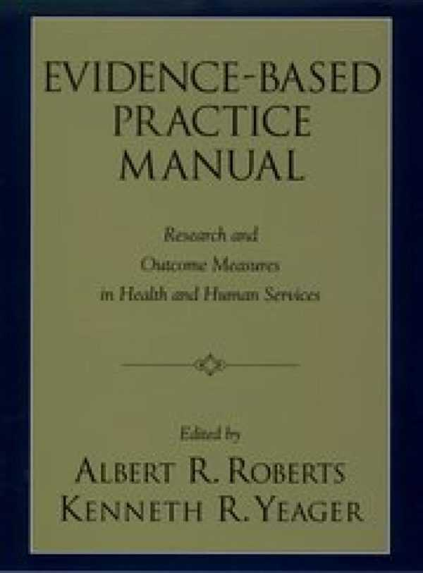 EVIDENCE-BASED PRACTICE MANUAL P.O.D.