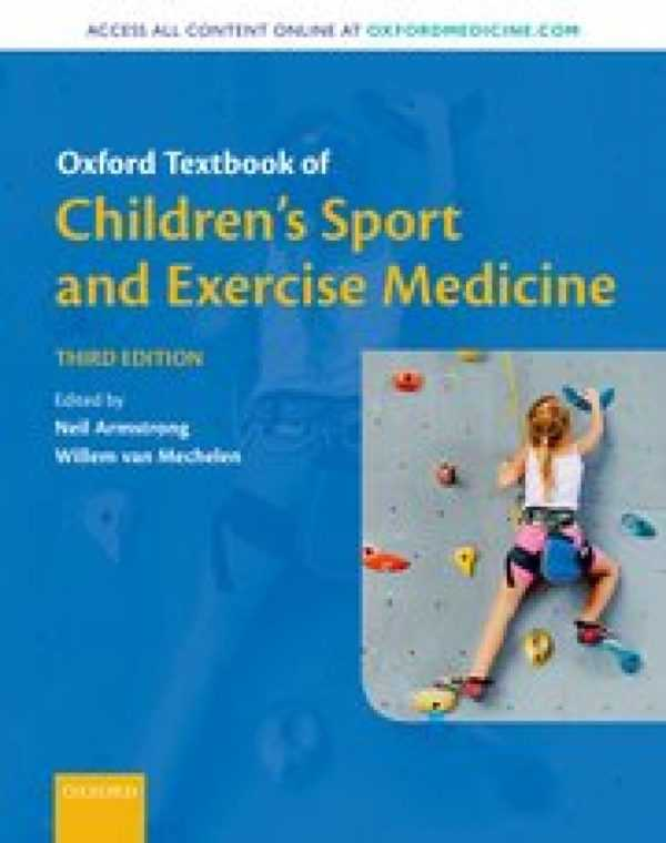 OXFORD TEXTBOOK OF CHILDREN'S SPORTS & EXERCISE ME