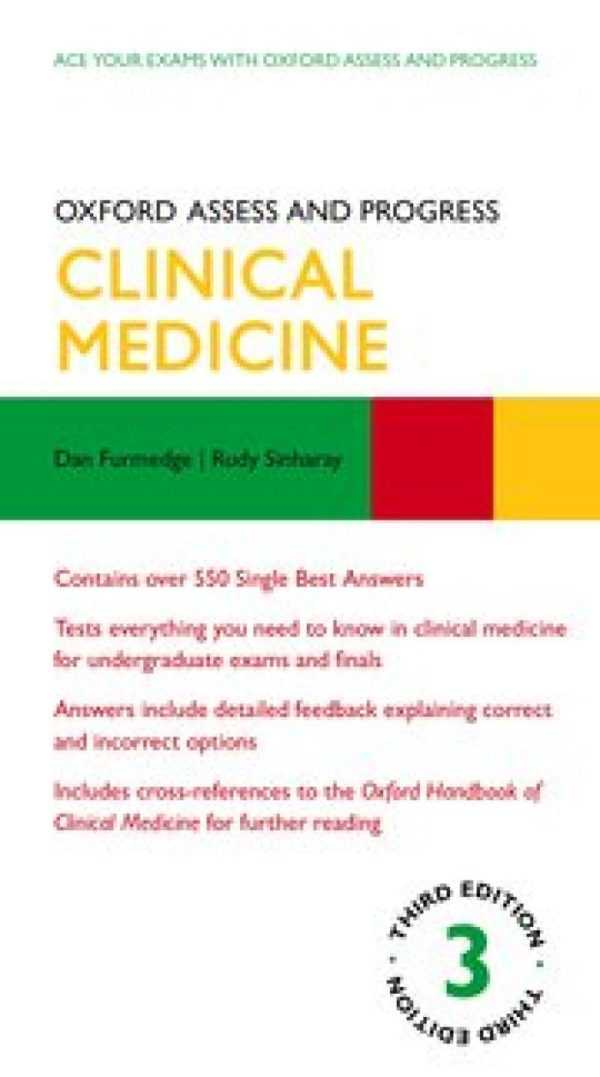 OXFORD ASSESS AND PROGRESS CLINICAL MEDICINE