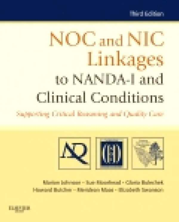 NOC & NIC LINKAGES TO NANDA-1 & CLINICAL CONDITION