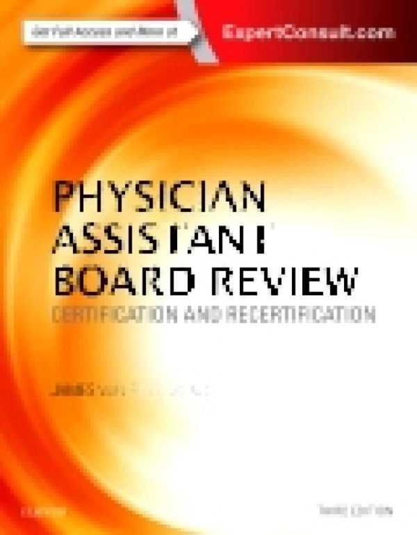 PHYSICIAN ASSISTANT BOARD REWIEW