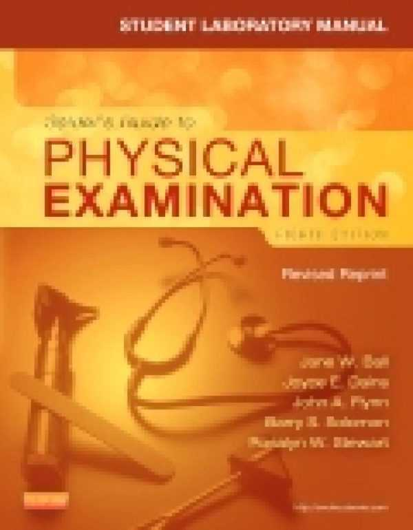 STUDENT LABORATORY MANUAL FOR SEIDEL�S GUIDE PHYSI