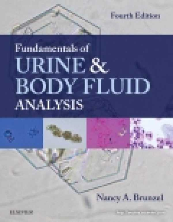 FUNDAMENTALS OF URINARY AND BODY FLUID ANALYSIS