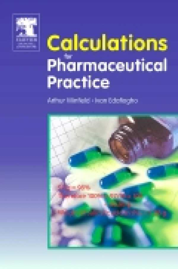 CALCULATIONS FOR PHARMACEUTICAL PRACTICE P.O.D.