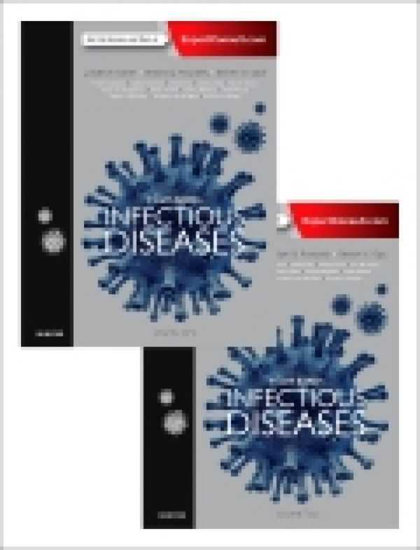 INFECTIOUS DISEASES 2 VOLUMES SET