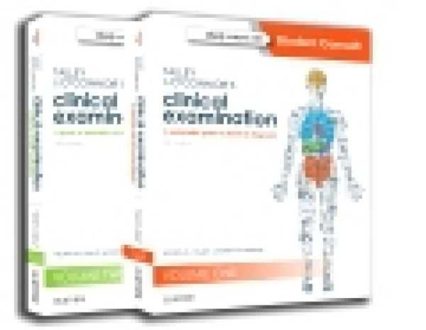 TALLEY AND O'CONNOR'S CLINICAL EXAMINATION 2VOLS.