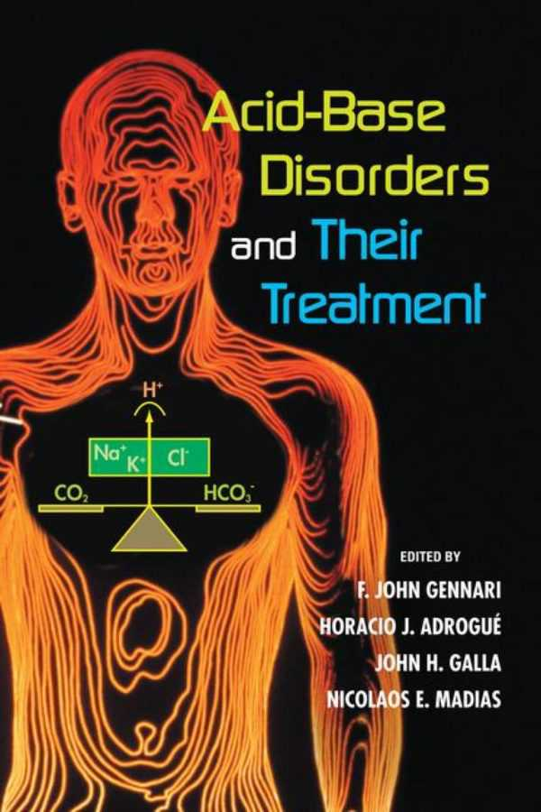 ACID-BASE DISORDERS AND THER TREATMENT