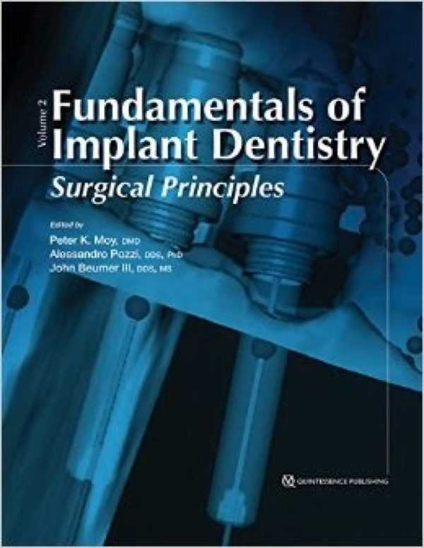 FUNDAMENTALS OF IMPLANT DENTISTRY V.2