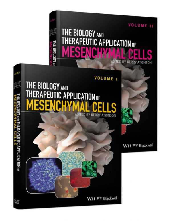 THE BIOLOGY AND THERAP.APLICAT.MESEMCHYMAL CELLS