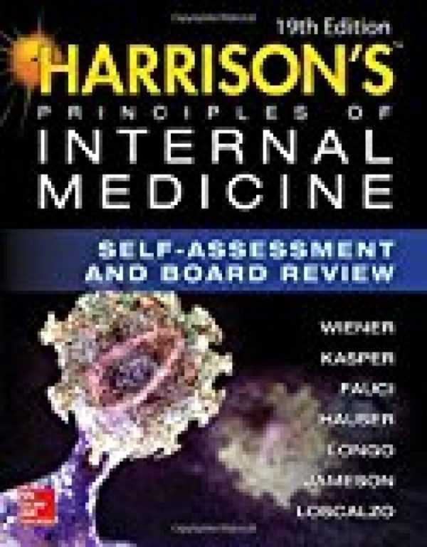 HARRISON�S PRINCIPLES OF INTERNAL MEDECINE SELF-AS