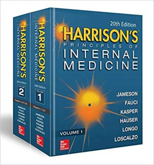 HARRISON�S PRINCIPLES OF INTERNAL MEDICINE 2Vols.