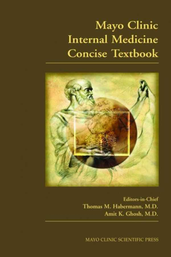 MAYO CLINIC INTERNAL MEDICINE CONSISE TEXTBOOK