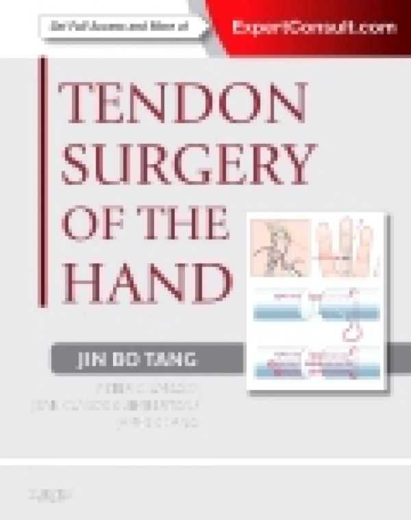 TENDON SURGERY OF THE HAND