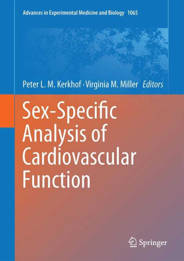 SEX SPECIFIC ANALYSIS CARDIOVASCULAR FUNCTION