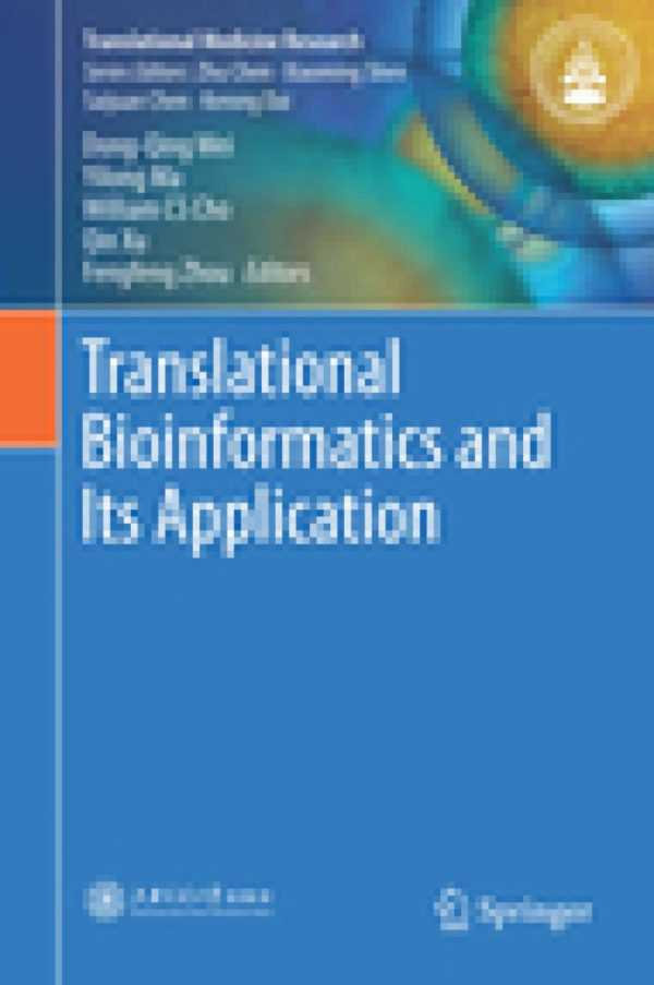 TRANSLATIONAL BIOINFORMATICS AND ITS APPLICATION