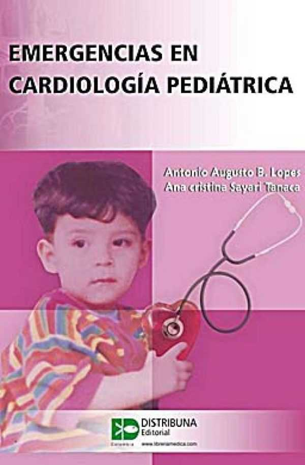 EMERGENCIAS EN CARDIOLOGIA PEDIATRICA