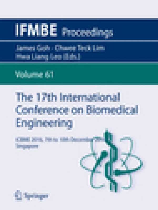THE 16TH INT.CONFERENCE ON BIOMEDICAL ENGINEERING