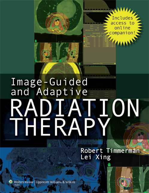 Image-Guided and Adaptive Radiation Therapy