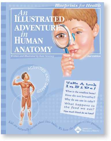 An Illustrated Adventure in Human Anatomy