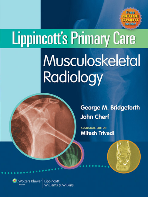 Lippincott's Primary Care Musculoskeletal Radiology