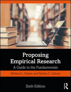 Proposing Empirical Research