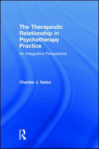 The Therapeutic Relationship in Psychotherapy Practice